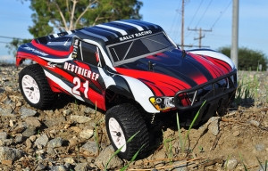 HSP 94170 Desert Rally Car 4WD 1:10  2.4G