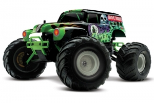 Traxxas Grave Digger 1/16 RTR