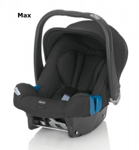 Romer Baby-safe plus II